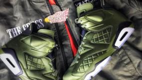 Air Jordan 6 Pinnacle Flight Jacket