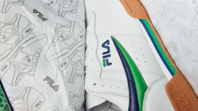 FILA and Salvin Shoes Launch Limited-Edition Original Fitness Style