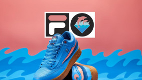 FILA and Pink Dolphin Launch Footwear & Apparel Collection