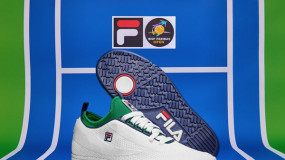 FILA and the BNP Paribas Open Launch Limited-Edition Footwear Styles