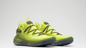 Under Armour Introduces the Curry 6 Coy Fish Colorway