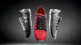 New UA Slingshot Running Shoe